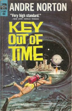 Key Out of Time - Andre Norton