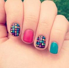 Puntitos de colores