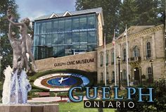 Ontario, Postcards, Broadway Shows, Museum, Canada, Museums, Greeting Card