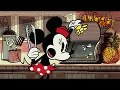 Mickey Mouse - Croissant de Triomphe - YouTube  https://www.youtube.com/watch?v=zCaxXQdkfPk