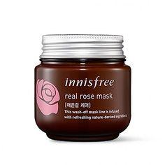 [Innisfree] Real Rose Mask 100ml