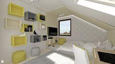 Pokój dziecka styl Minimalistyczny - zdjęcie od Am Design Studio projektowania wnętrz - Pokój dziecka - Styl Minimalistyczny - Am Design Studio projektowania wnętrz