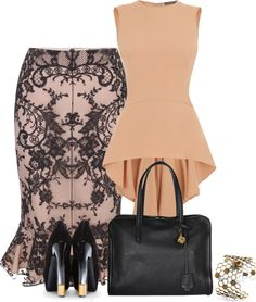 """Untitled #2628"" by lisa-holt ❤ liked on Polyvore"