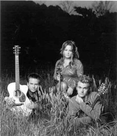 Nickel Creek... I know musicians grow and change, but I sure do miss this band.  All three are amazing in their own right... but together, they were magic.