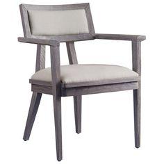 Brownstone Palmer Driftwood Arm Chair @Zinc_Door