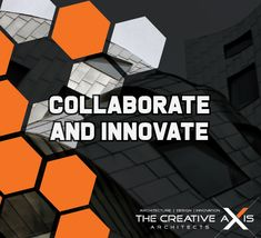 Always being Collaborative and Innovative is one of The Creative Axis Architects' core values ~ Working as a team helps us find new solutions to challenges!