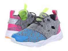 Add a new kick to your step with a new pair of fashionable running shoes to help you run farther and faster. Train smarter by picking up a comfortable running shoe with just the right amount of padding. And don't forget to get a fun new color!