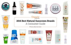 Wondering which are the best natural sunscreens for summer? Our guide for 2016 shows you the way to the best UV protection and our favorite picks.