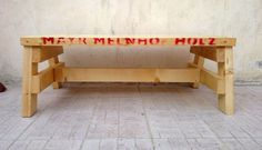 simple sitting bench  (3)