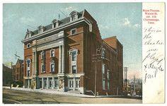 """""""Bijou Theatre Walnut St."""""""
