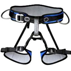 Climb X Pilot Harness - Our most popular all-around climbing harness. | at www.weighmyrack.com/ #rock #climbing #gear