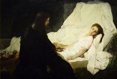 Gabriel Cornelius Ritter von Max (1840-1915): Muchacha, a ti te digo, levántate.