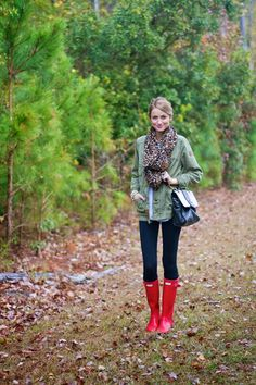 Little Blonde Book: Comfy In My Hunters…