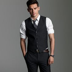 Vests are the best