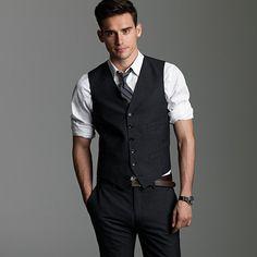 Casual men's attire