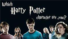 Which Harry Potter Character Are You? < I got Ginny Weasley- People might underestimate you but you're stronger than you appear. You're stubborn, witty, adventurous, and always up for a challenge.