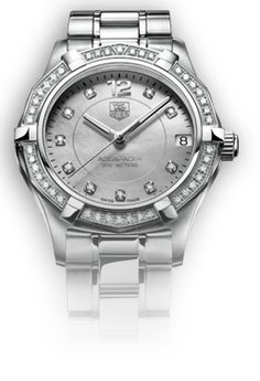Tag Heuer Aquaracer - my gift for my 35th wedding anniversary