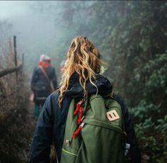 hiking wanderlust.