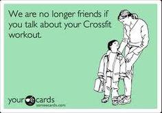 Crossfit friends
