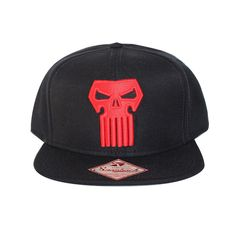 the latest 64370 0d560 Get this Bioworld Licensed Punisher - Thunderbolts Logo Core Line Snapback  Hat! Go get it