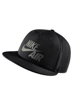 Nike Air Pivot Snapback Cap (one size, black/grey)