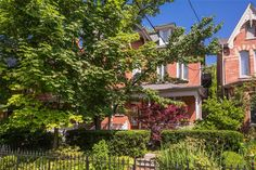This place is, for all intents and purposes, a pretty basic semi-detached home. Ontario City, Toronto Condo, The Originals Characters, Good Bones, Green Rooms, Rooftop Terrace, Back Patio, Affordable Housing, Semi Detached