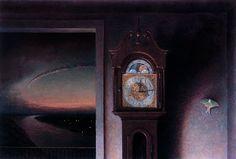 Flight Pattern - Rob Evans (2001) James A. Michener Art Museum