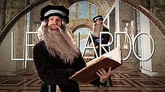 Leonardo da Vinci in (Epic Rap Battles of History)