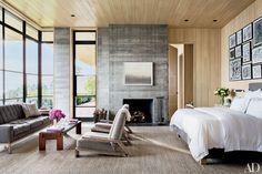 Real-Estate Maven Kurt Rappaport's Striking Malibu Home | Architectural Digest