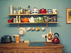 Kitchen On Pinterest Vintage Kitchen Retro Kitchens And Bohemian