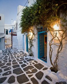 Caprice Bar - Mykonos Town, Mykonos, Greece - great for after beach/sunset drinks!