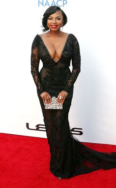 Naturi Naughton from NAACP Image Awards 2016: Red Carpet Arrivals | E! Online