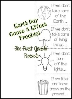 Kim Sutton, An Earth Day Freebie, and Some Fun Ideas!!