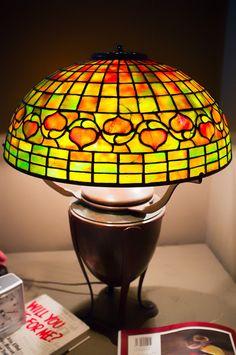 Lamp study by tigerscorpion, via Flickr