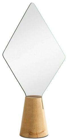 Bo Concept hand mirror