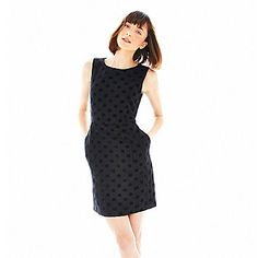 jcp | Joe Fresh™ Sleeveless Polka Dot Dress