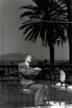 Ferdinando Scianna.Jorge Luis Borges, Palermo. 1984  track theB and Wtag..  thank youanothereview