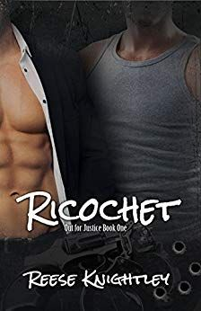 Ricochet (Out For Justice #1) | Gay Book Reviews