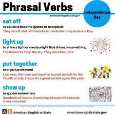 #phrasalverbs