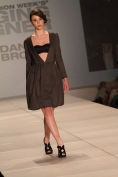 Emerging Designer Semifinalist Jordan Lee Brooks' collection - www.charlestonfashionweek.com
