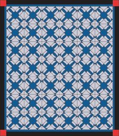 """TLC Home """"Doubly Lovely Quilt Pattern"""""""