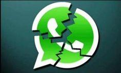 Mantenimiento y Reparacion de Computadoras: Whatsapp Presenta Falla A Nivel Mundial