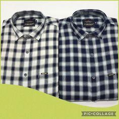 Casual Wear, Men Casual, Casual Shirts, Flannel, Button Down Shirt, Plaid, Mens Tops, How To Wear, Women