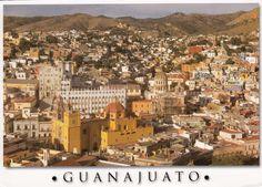 Thanks to Diego Paris Skyline, Postcards, Dolores Park, World, Awesome, Travel, Guanajuato, Viajes, Trips