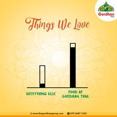 Experience divine taste at Gordhan Thal. Gujarati Thali, Ahmedabad, Indian Food Recipes, Foodies, Indian Recipes