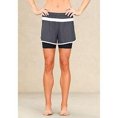 half off 0671d 71f65 Hana 2 in 1 Short   Athleta Running Shorts, Workout Shorts, Workout Wear,