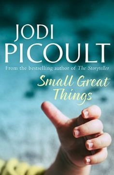 Small Great Things by Jodi Picoult is centred around African American nurse on trial because of the death of a child; one she was forbidden from caring for.  Reading now....
