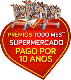 Prêmio supermercado