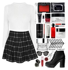 """""""❤️it feels like❤️"""" by starshipsx4 ❤ liked on Polyvore featuring BOBBY, Boohoo, H&M, e.l.f., philosophy, NARS Cosmetics, Butter London, Diego Dalla Palma, Rodial and Hourglass Cosmetics"""