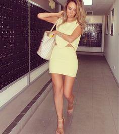 Sydney Fashion Blogger strikes again. Love her!